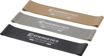 ENERGETICS Mini gumiszalag készlet fekete