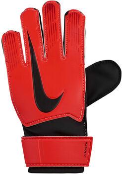 Nike GK Match JR-FA18 gyerek kapuskesztyű Fiú piros