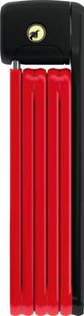 ABUS kerékpár zár 6055/85 RD SH piros