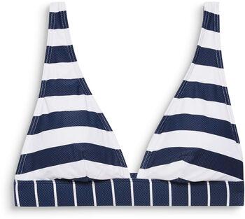 Esprit  North Beach C-Cupnői bikinifelső Nők kék