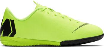 Nike VaporX 12 Academy Jr. gyerek focicipő Fiú sárga