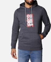 CSC Basic Logo II férfi kapucnis pulóver