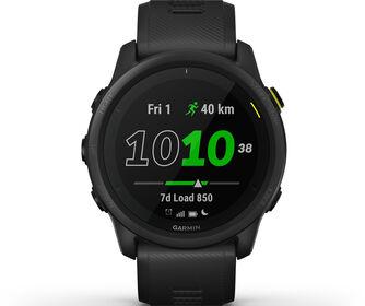 Forerunner 745 GPS-es futó okosóra