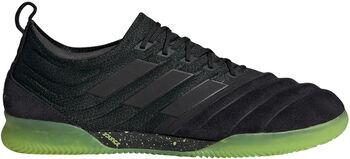 ADIDAS Copa 19.1 IN felnőtt teremfocicipő Férfiak fekete