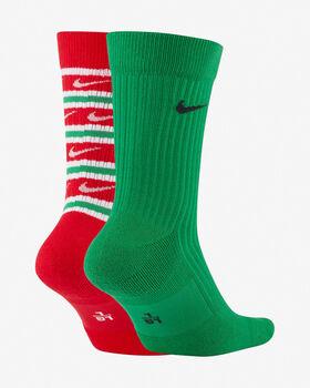 Nike SNKR Smiley sportzokni (2pár/csomag) színes