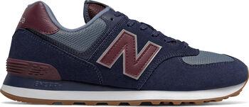 New Balance  ML574férfi szabadidőcipő Férfiak kék