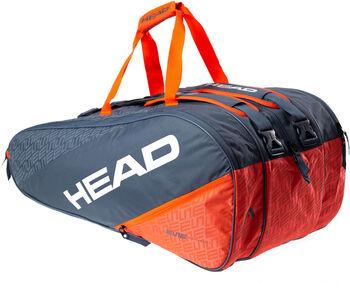Head Elite 12R Monstercombi tenisztáska szürke