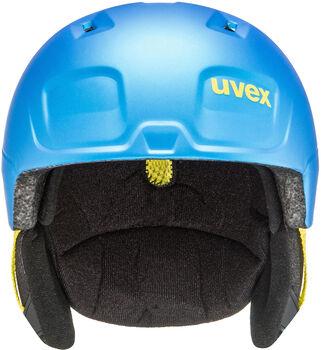 Uvex Manic Pro gyerek sísisak kék