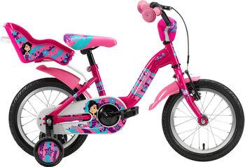 GENESIS Princessa 14 lány kerékpár rózsaszín