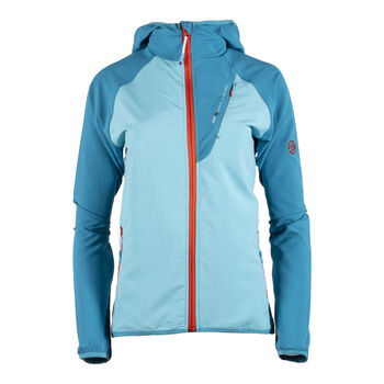 GTS softshell kabát kék