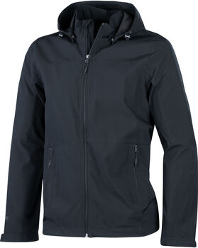 McKINLEY Everest férfi softshell kabát Férfiak fekete