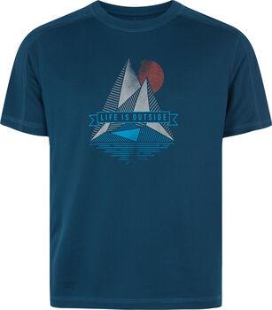 McKINLEY  Fiú-T-shirt Corajrs zöld