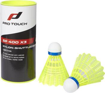 Pro Touch SP 400 x3 tollaslabda sárga