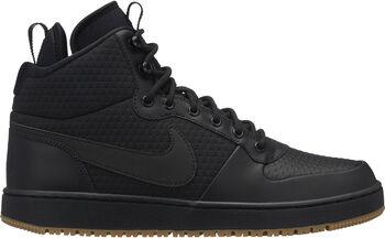 Nike Ebernon Mid Winter férfi szabadidőcipő Férfiak fekete