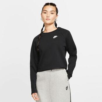 Nike W Tech Fleece Crew női pulóver Nők fekete