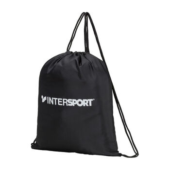 INTERSPORT tornazsák fekete