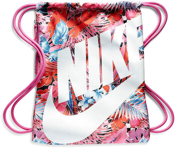 Nike Heritage Printed Gym Sack rózsaszín