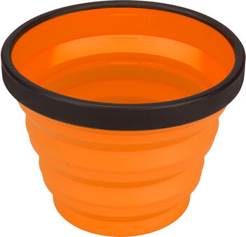Sea to Summit  X-Cupösszecsukható bögre narancssárga