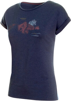 MAMMUT Mountain női póló Nők kék