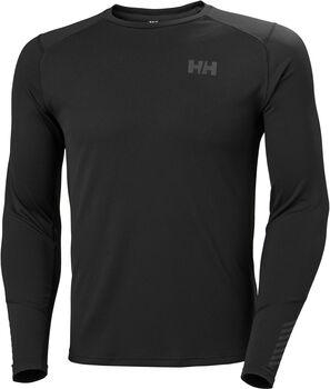 Helly Hansen Lifa Active Cr férfi sí aláöltözet Férfiak fekete