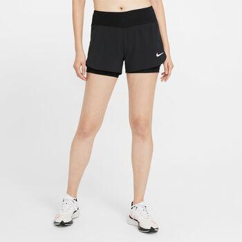 Nike Eclipse 2in1 női rövidnadrág Nők fekete