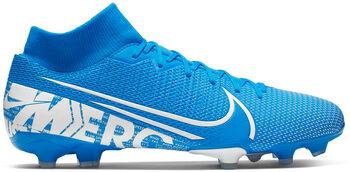 Nike Superfly 7 Academy FG/MG felnőtt stoplis focicipő Férfiak kék