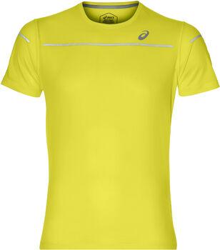 Asics Lite-Show SS top férfi futópóló Férfiak sárga