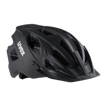 Uvex Axento kerékpáros sisak fekete