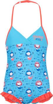 FIREFLY Kisgy.-Fürdőruha Lány kék