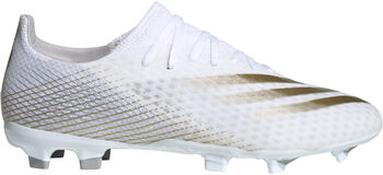 adidas X Ghosted 3 FG férfi stoplis focicipő Férfiak fehér