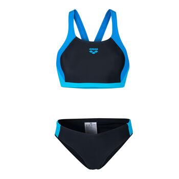 Arena Ren 2P női úszóbikini Nők fekete
