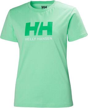 Helly Hansen W HH Logo női póló Nők zöld