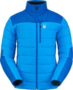 Spyder Glissade Insulator férfi kabát Férfiak kék