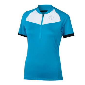 NAKAMURA Női-Kerékp.trikó Nők kék