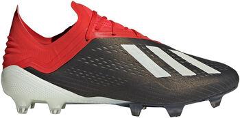 ADIDAS X 18.1 FG férfi focicipő Férfiak szürke
