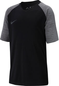 Nike Breathe Strike SS gyerek póló Fiú fekete