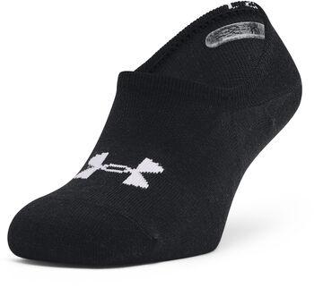 Under Armour Core Ultra 3PK felnőtt zokni (3 pár/csomag) fekete