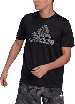 adidas  M CAMO GT2Hr. T-Shirt Férfiak fekete