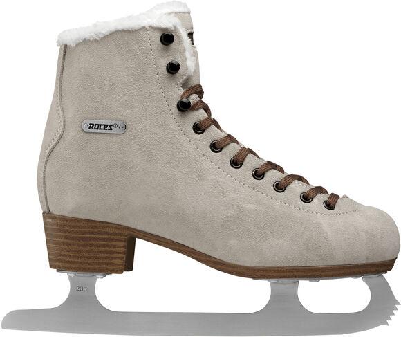 Suede Eco-Fur női korcsolya