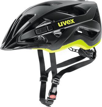 UVEX Kerékpár sisak fekete