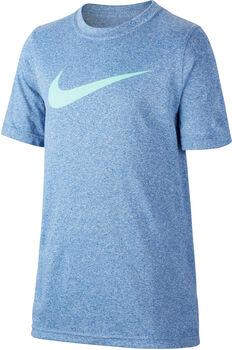 NIKE B Nk Dry Tee Leg Swsh gyerek póló kék