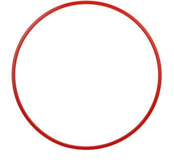 ENERGETICS gimnasztika gyűrű 60 - 80 cm piros
