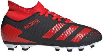 adidas Predator 20.4 S FxG gyerek stoplis focicipő Fiú fekete