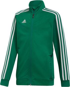 adidas TIRO19 TR JKTY gyerek hosszúujjú felső zöld
