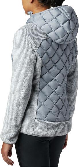 Tech Hybrid női hibrid kabát