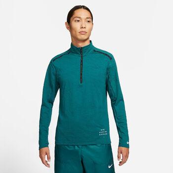 Nike Dri-FIT Element HZ férfi hosszú ujjú póló Férfiak kék