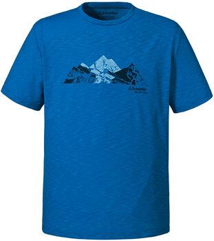 Schöffel T Shirt Sao Paulo3 Férfiak kék