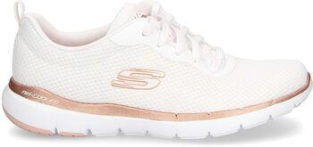 Skechers Flex Appeal 3.0 W Nők fehér
