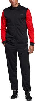 adidas MTS LIN TRIC férfi melegítő szett Férfiak fekete