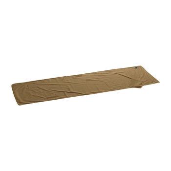 COCOON  Travel Sheet100% egyiptomi pamut barna